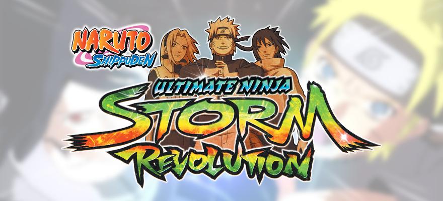 Naruto shippuden ultimate ninja storm 3 crack only