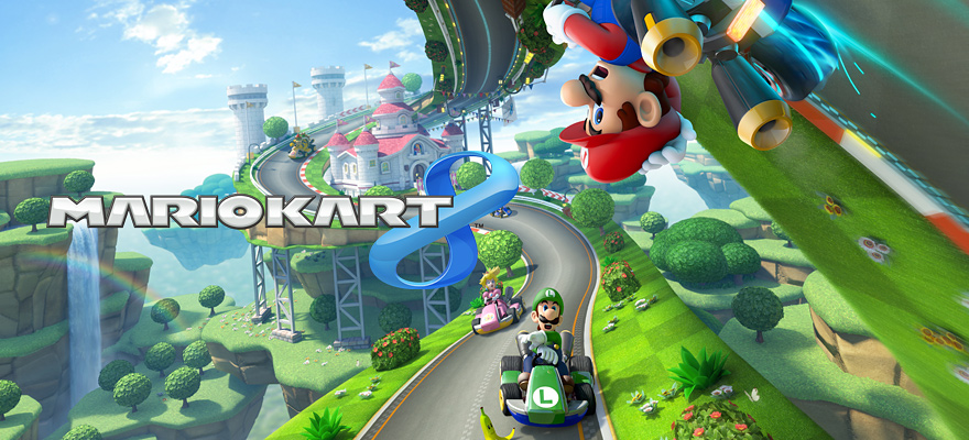 mario kart 8 recensione wii u. Black Bedroom Furniture Sets. Home Design Ideas