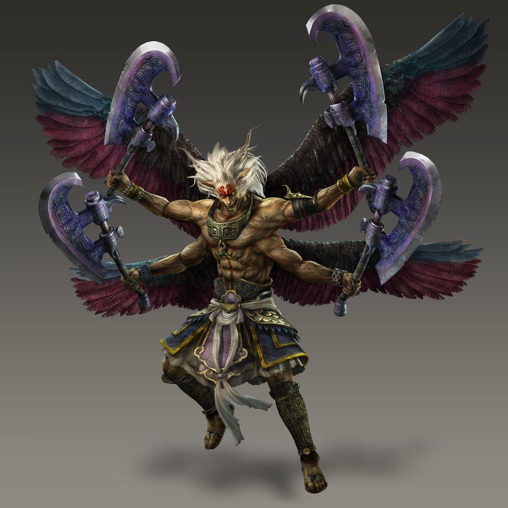 Ultimate Warriors Orochi 3 Cutscenes: WARRIORS OROCHI 3 Ultimate: Kyubi E Hundun Nel Nuovo Set
