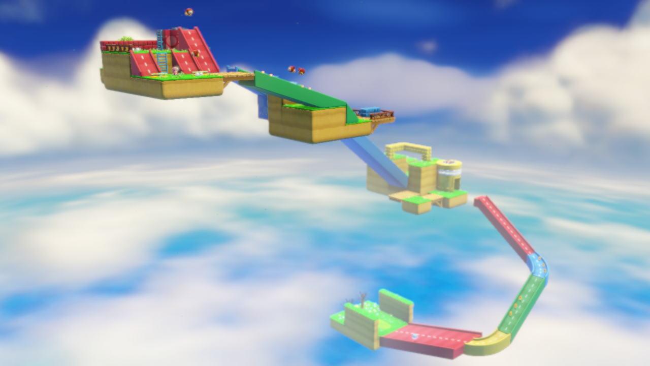 Captain toad treasure tracker nuove immagini dal nintendo direct