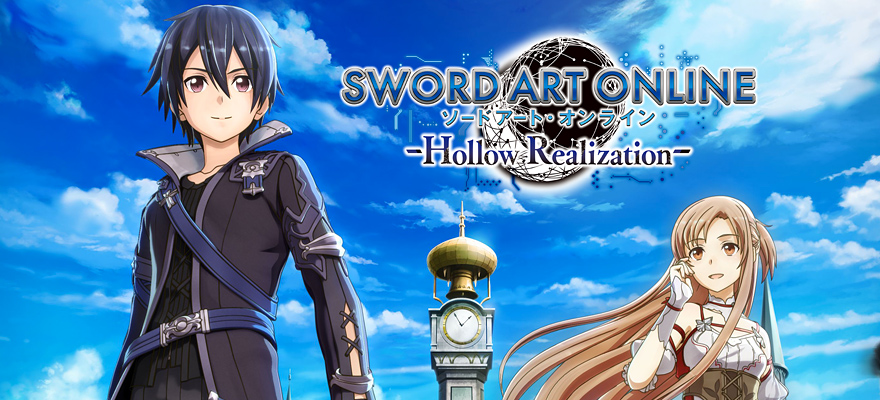 sword art online hollow realization video dal taipei games show 2016 akiba gamers. Black Bedroom Furniture Sets. Home Design Ideas