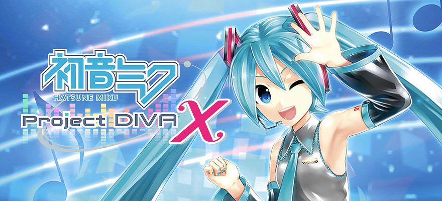 Hatsune miku project diva x sega parla del suo arrivo in europa akiba gamers - Hatsune miku project diva x ...