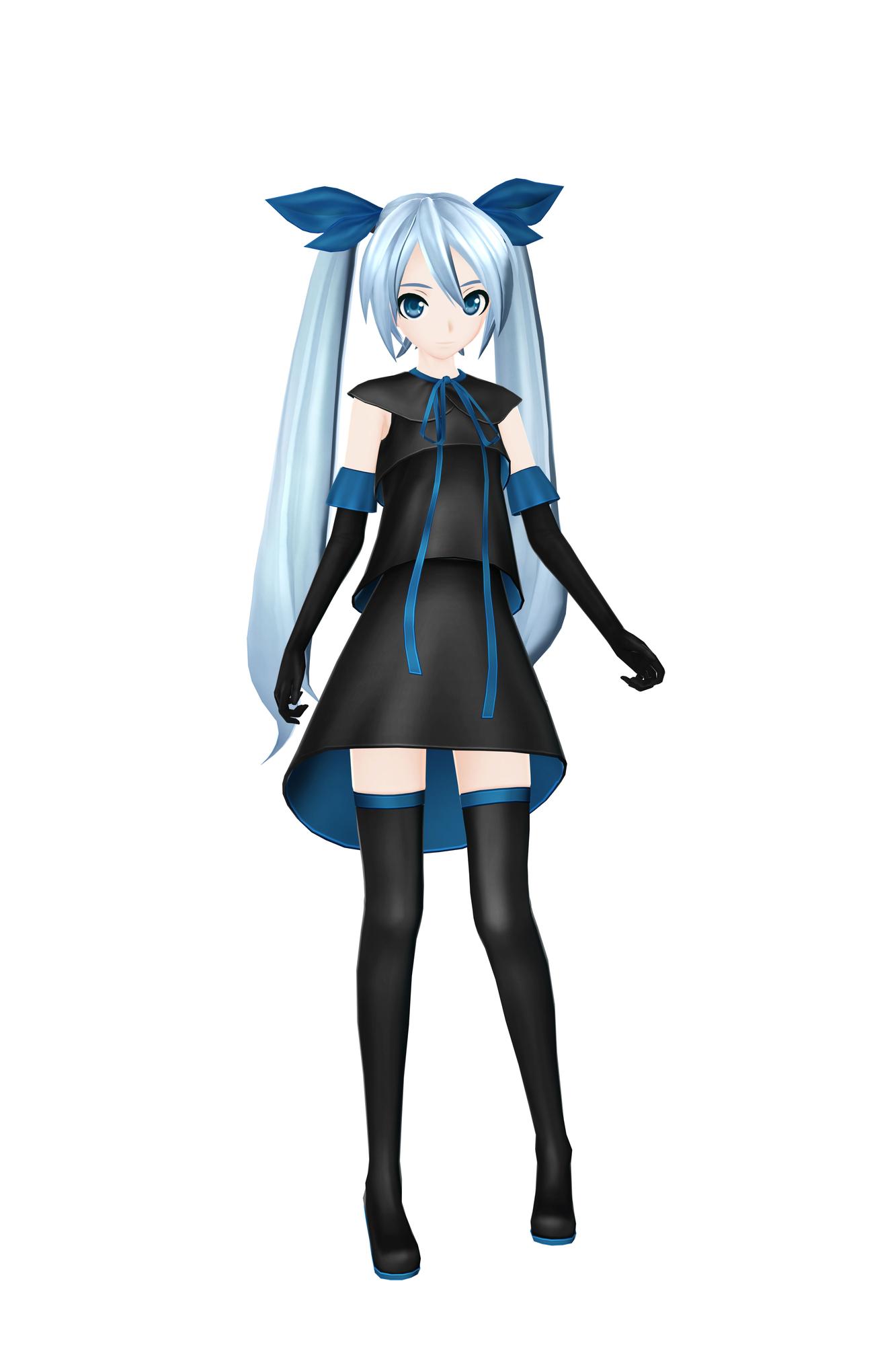 Hatsune miku project diva x ecco come interagiremo coi vocaloid akiba gamers - Hatsune miku project diva x ...