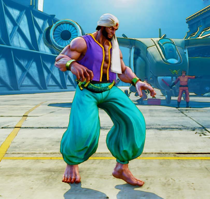 Street Fighter V - Menat trailer | NeoGAF