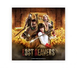 LOST REAVERS - Recensione