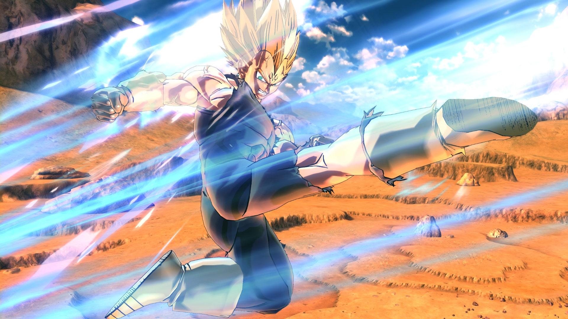 Nuovo video di Dragon Ball Xenoverse 2 mostra la modalità 6vs1