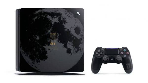 PlayStation 4 Slim targata Final Fantasy XV in arrivo anche in Europa!