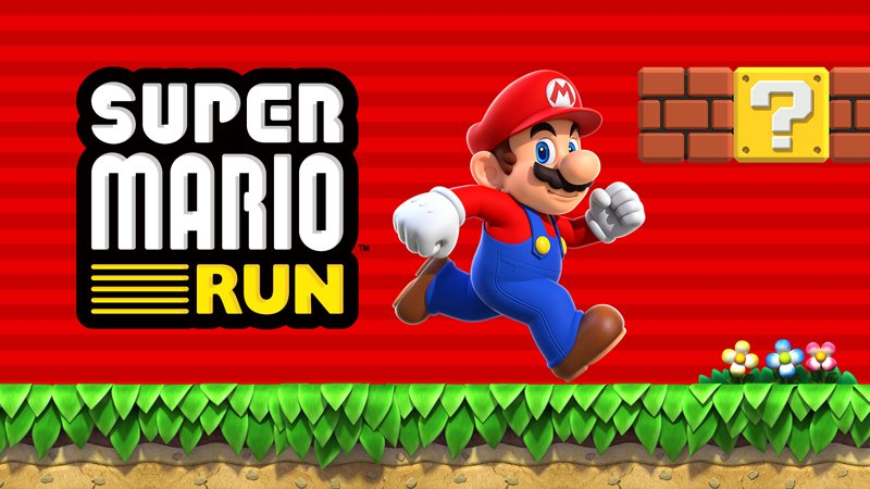 Super Mario e Nintendo esordiscono su Apple iOS