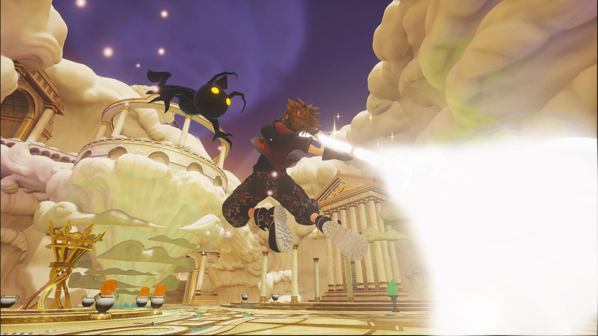 Kingdom Hearts III: immagini d'anteprima per due nuove Drive Form