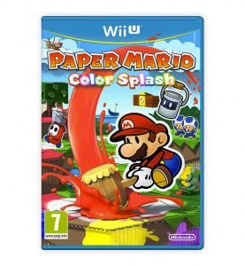 Paper Mario: Color Splash - Recensione