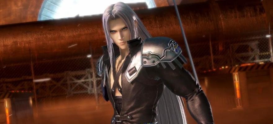 DISSIDIA FINAL FANTASY ARCADE - Sephiroth