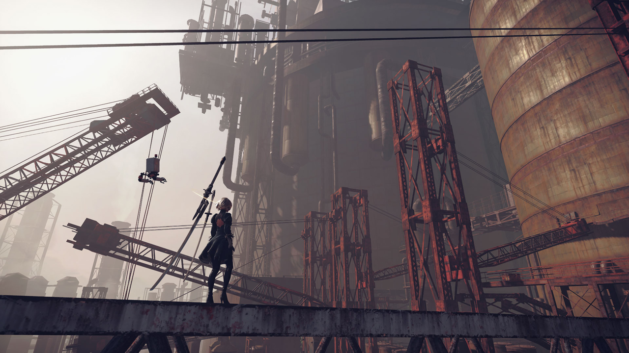PlayStation Experience 2016, NieR: Automata arriverà anche in occidente
