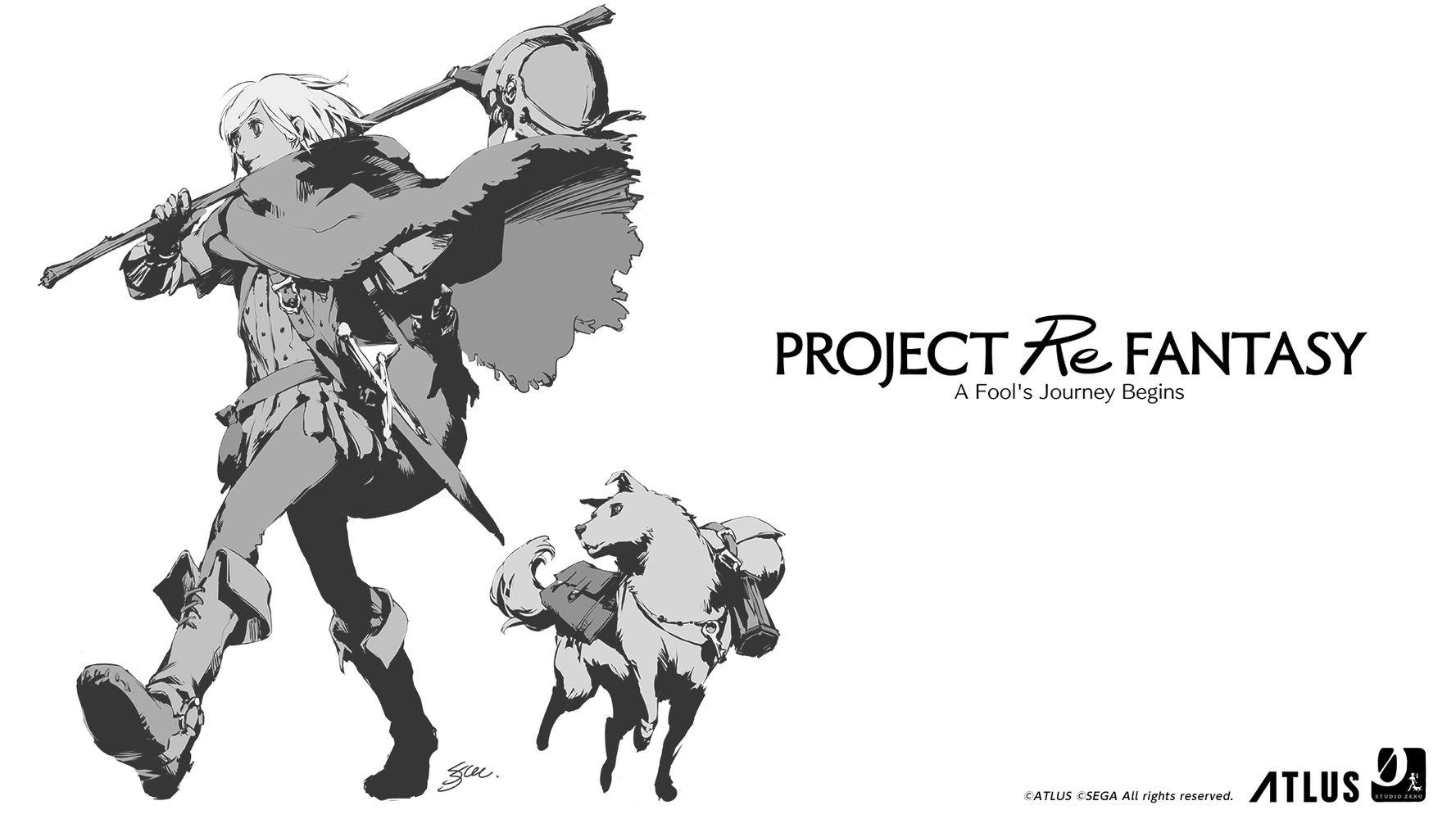 Atlus annuncerà un RPG fantasy totalmente nuovo il 23 dicembre
