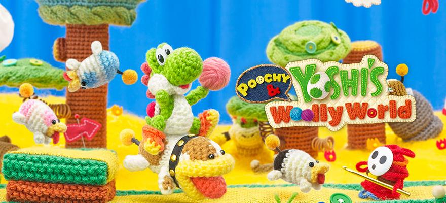 Poochy & Yoshi's Woolly World