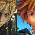 FINAL FANTASY VII Remake / KINGDOM HEARTS III