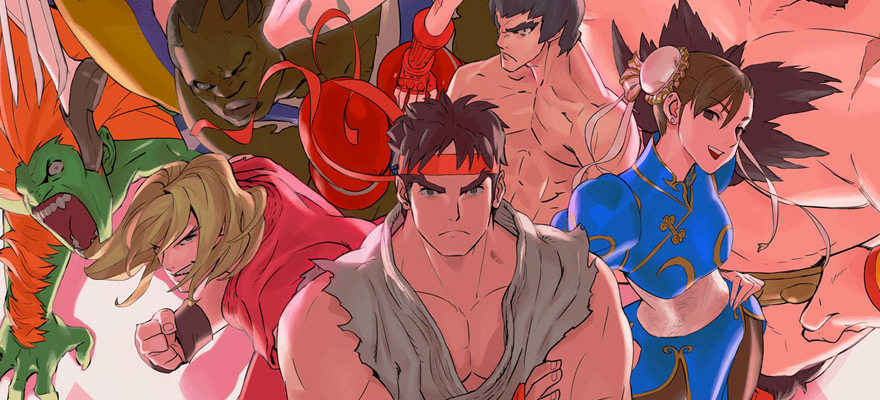 ULTRA STREET FIGHTER Ⅱ: The Final Challengers