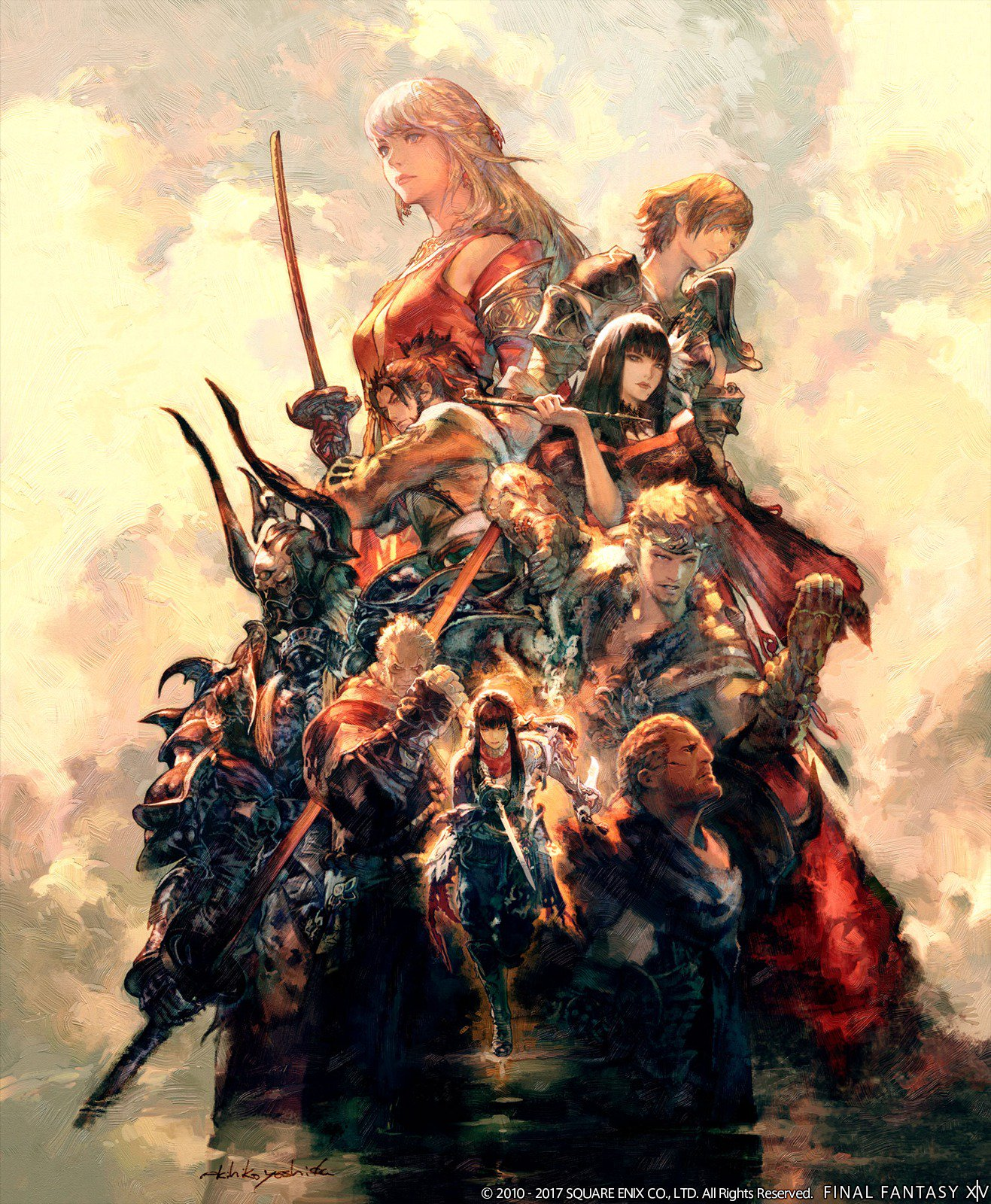 Final Fantasy si guadagna ben tre Guinness World Records