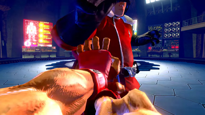 Street Fighter per Switch avrà una modalità in prima persona