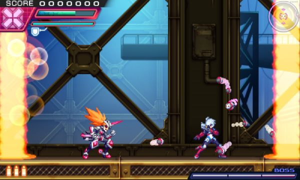 Azure Striker: Gunvolt torna su Nintendo Switch