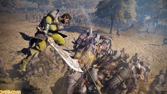 Koei Tecmo Europe annuncia l'arrivo di Dynasty Warriors 9