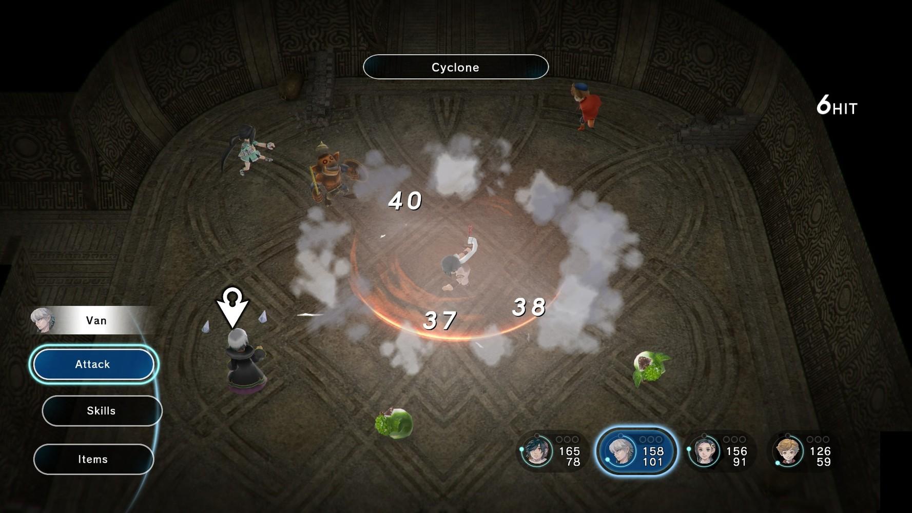 Annunciato Lost Sphear per PS4, Switch e PC