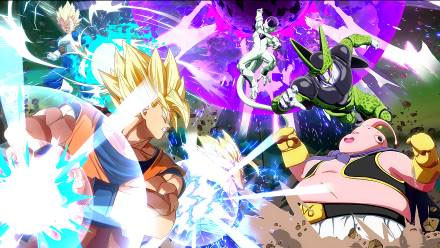 Dragon Ball Fighters annunciato per PS4, XBOX ONE e PC