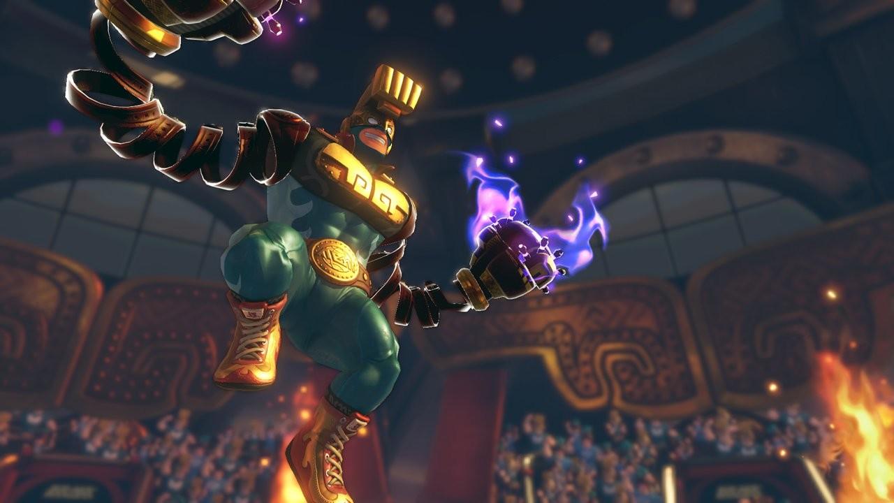 ARMS: Nintendo festeggia il suo arrivo con un regalo speciale