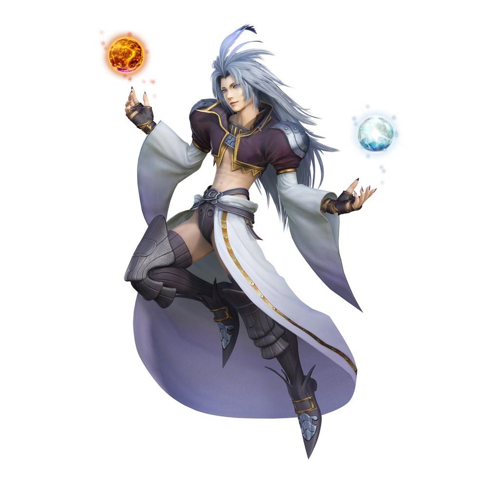 Square Enix annuncia Dissidia Final Fantasy NT per PlayStation 4