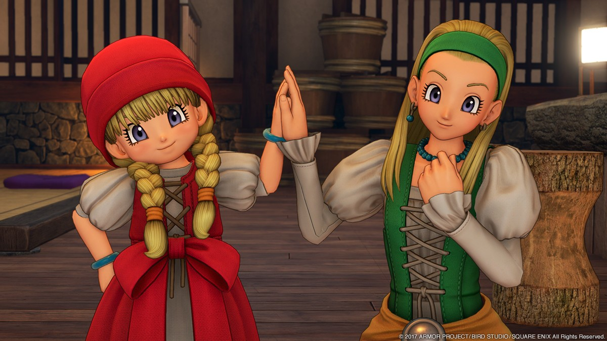 Dragon Quest XI, pubblicati 6 nuovi video gameplay