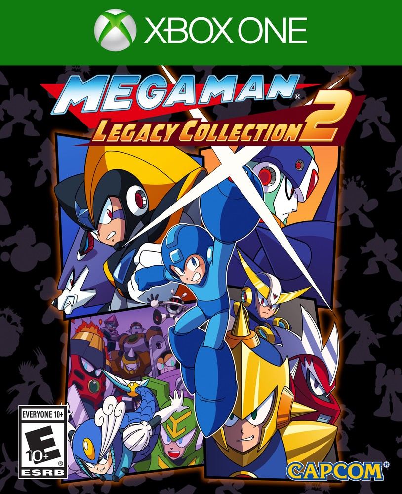 Annunciata la Mega Man Legacy Collection 2