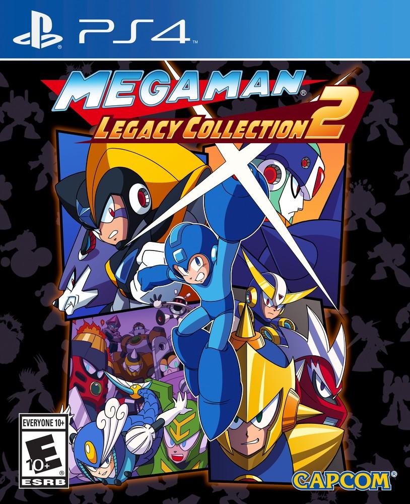 Capcom annuncia Mega Man Legacy Collection 2