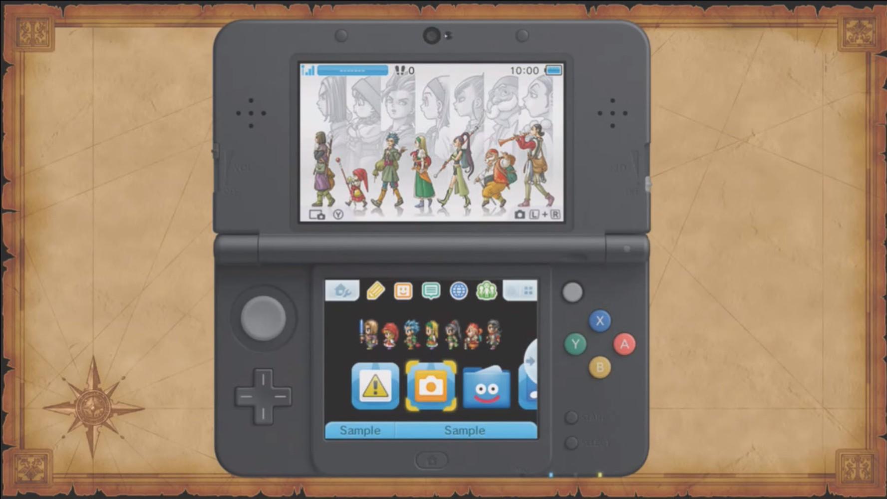 Dragon Quest XI si mostra in 45 minuti di video gameplay