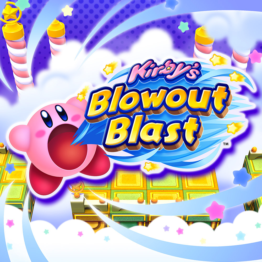 Kirby's Blowout Blast- Recensione