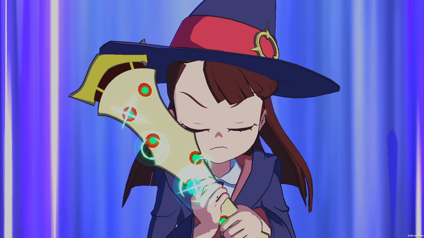 Annunciato Little Witch Academia: Chamber of Time per PC e PS4