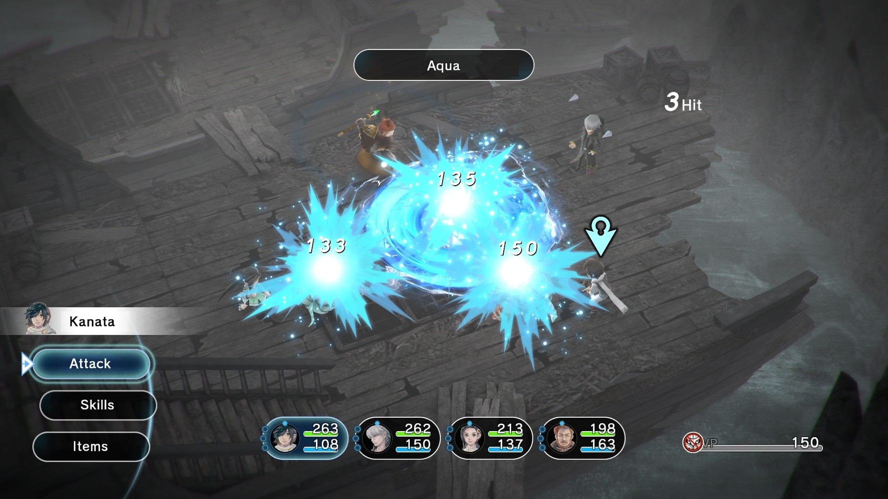 Lost Sphear, pubblicati 15 minuti di video gameplay