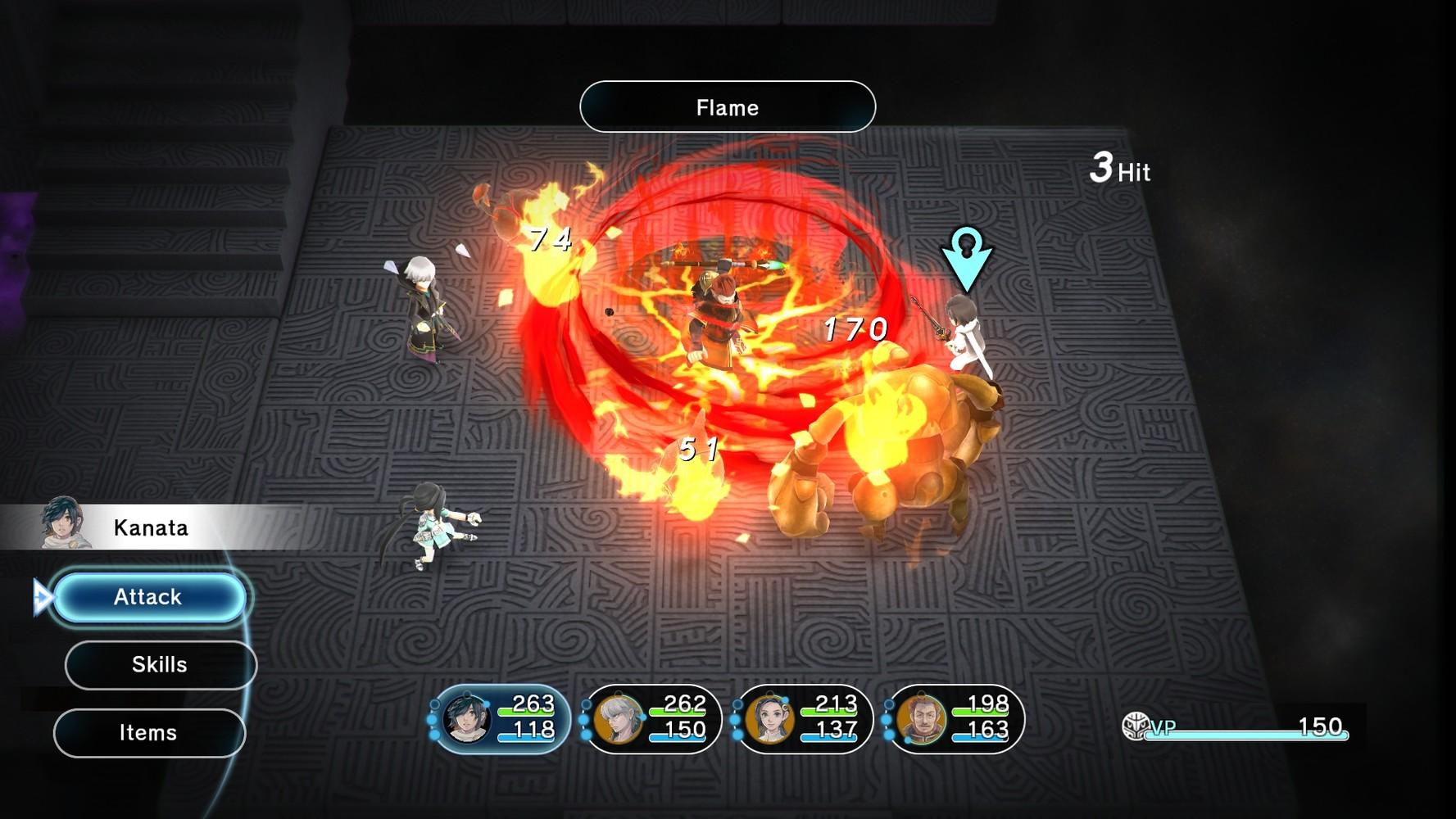 Lost Sphear, pubblicati 15 minuti di video gameplay