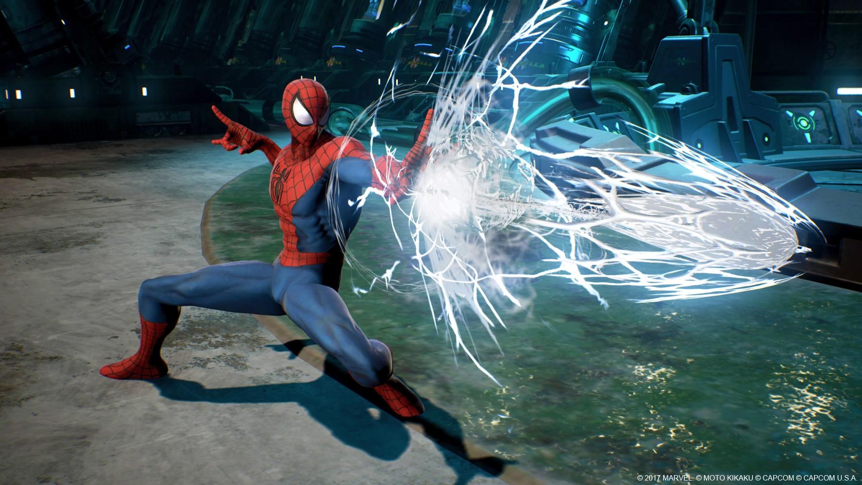Marvel vs.Capcom: Infinite - Trailer nuovi personaggi