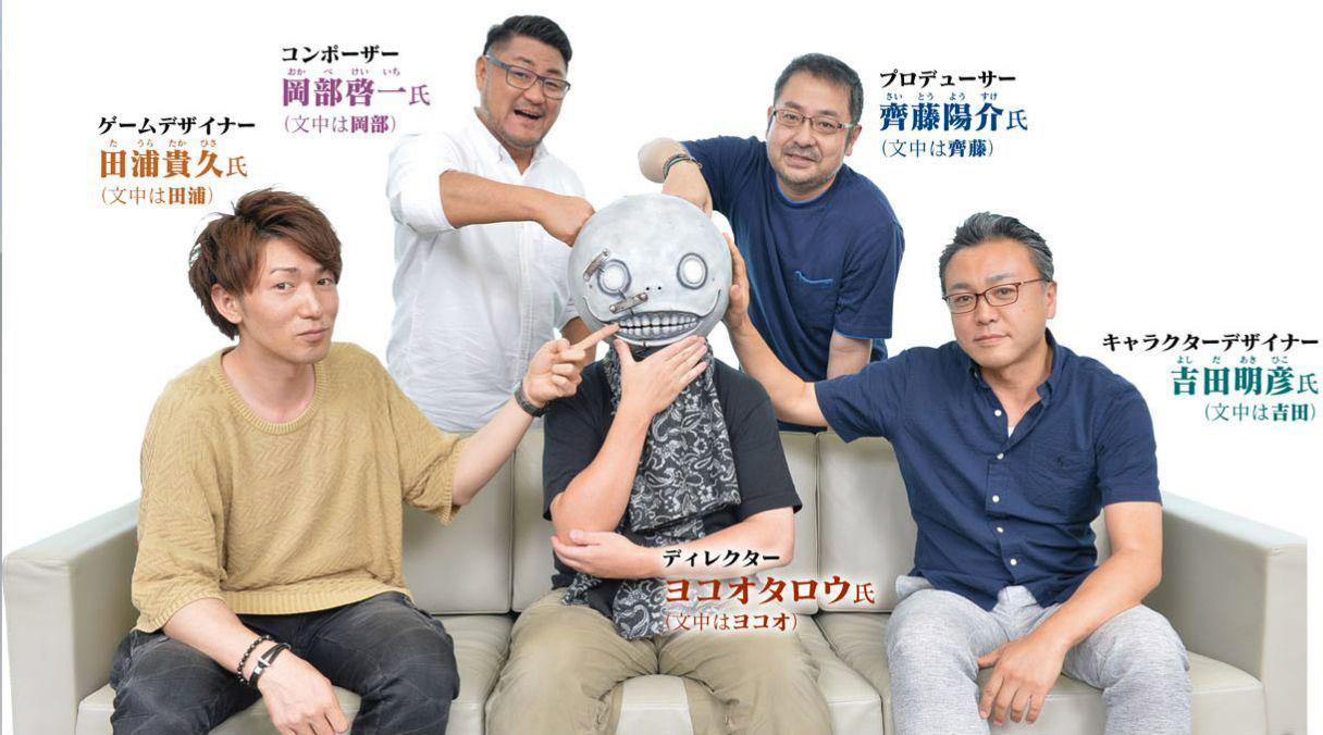Gli sviluppatori di NieR Automata vorrebbero realizzare un nuovo gioco