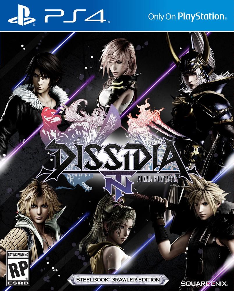 Dissidia Final Fantasy NT: annunciata la data d'uscita Europea
