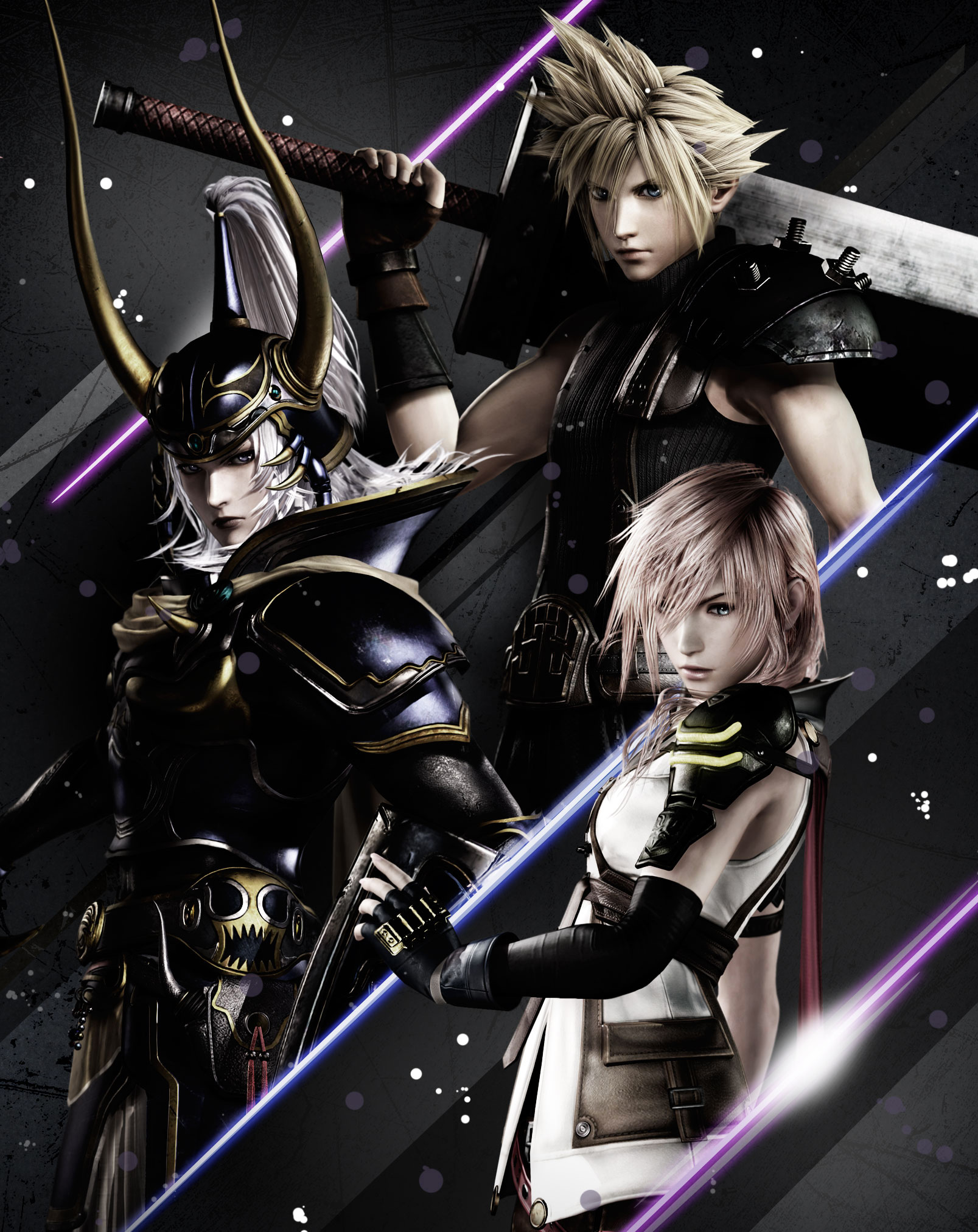 Dissidia Final Fantasy NT: annunciata la data d'uscita Europea