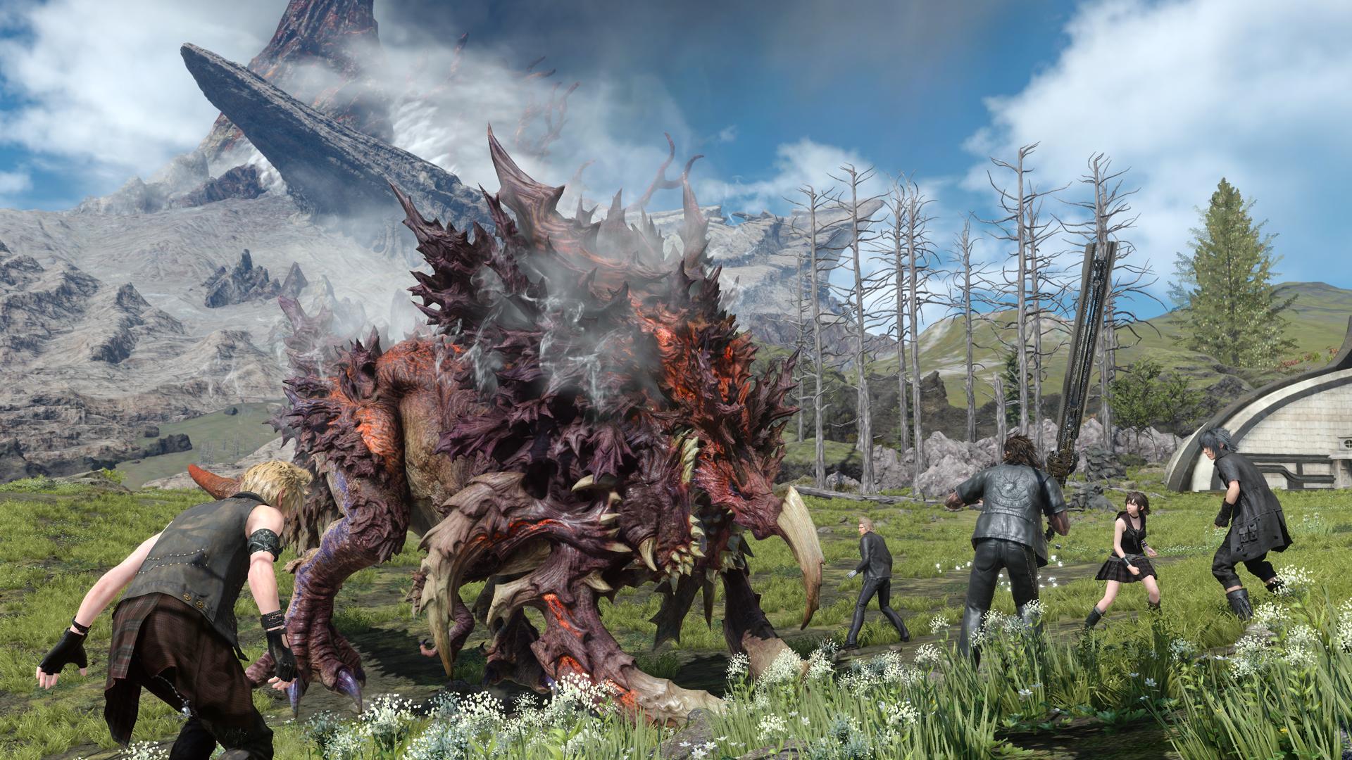 Final Fantasy XV: la versione per PC arriverà nel 2018