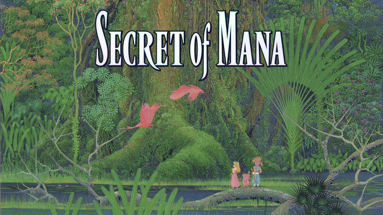 Square Enix annuncia SECRET OF MANA