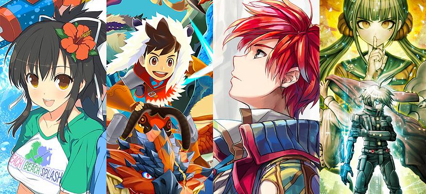 Videogiochi giapponesi in uscita: settembre 2017