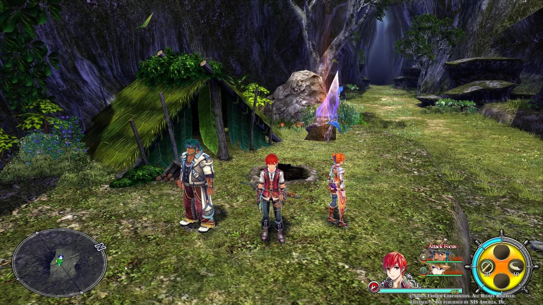 La demo di Ys VIII: Lacrimosa of Dana è disponibile per PS4
