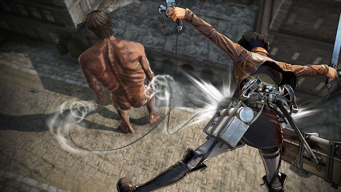 Attack on Titan 2 in arrivo anche su PlayStation Vita