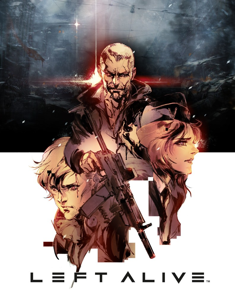 Left Alive: Annunciato nuovo Survival Action Shooter di Square Enix