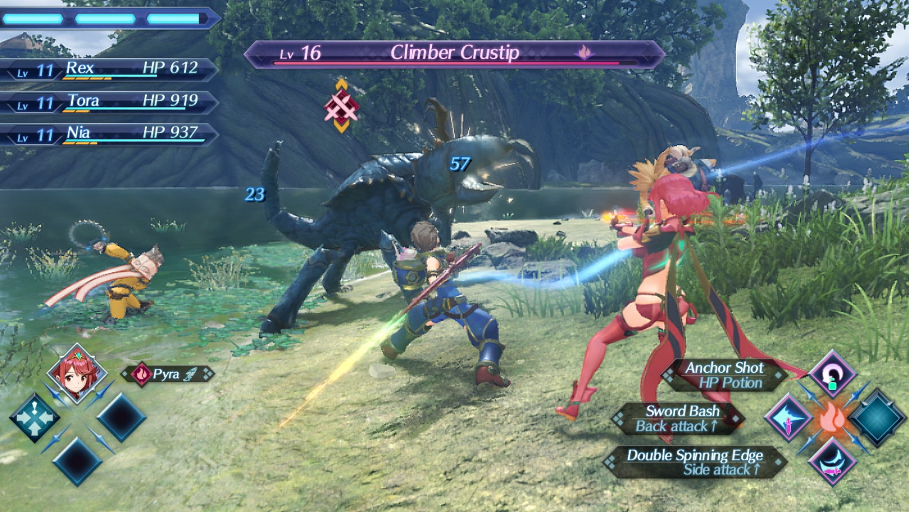 Una data ufficiale per Xenoblade Chronicles 2