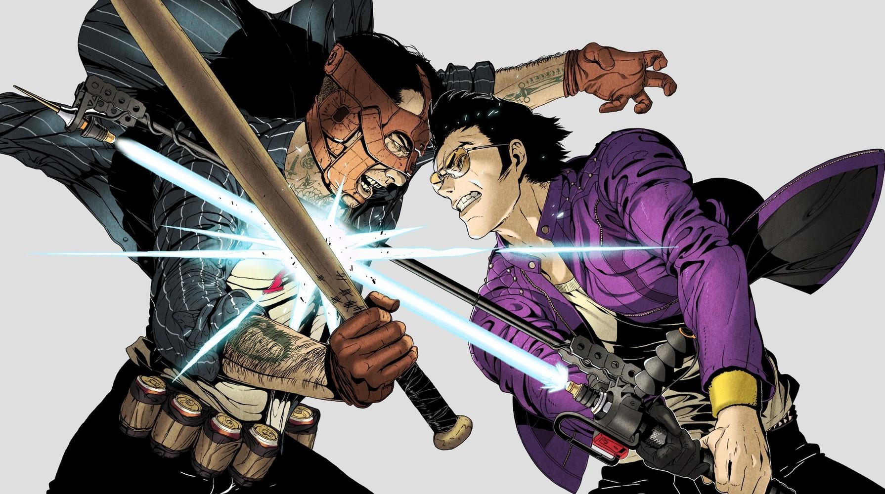 No More Heroes torna in Travis Strikes Again per Nintendo Switch