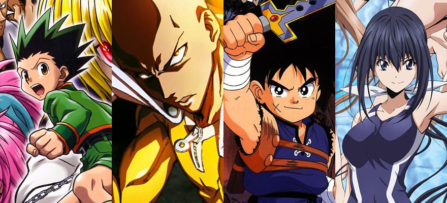 I migliori Anime che ci piacerebbe giocare – Parte 2
