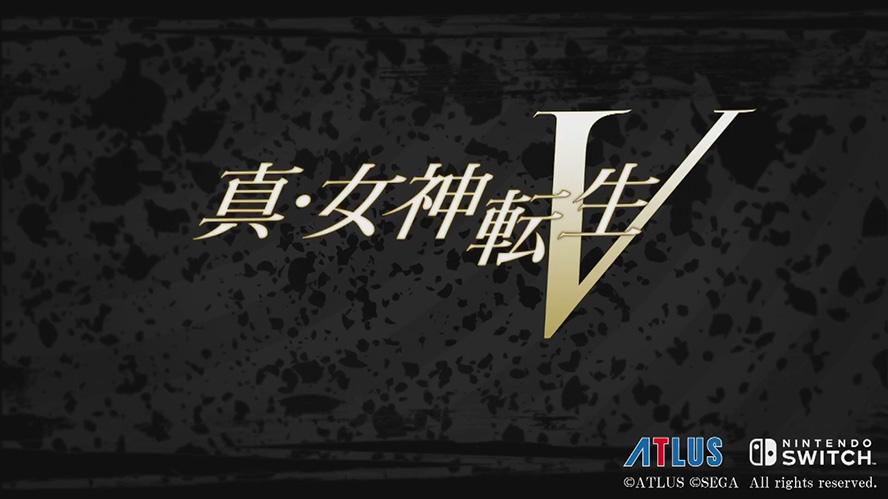 Atlus ha annunciato Shin Megami Tensei V per Nintendo Switch